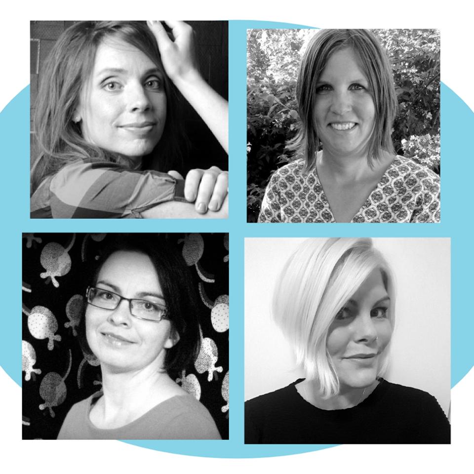fyra författare