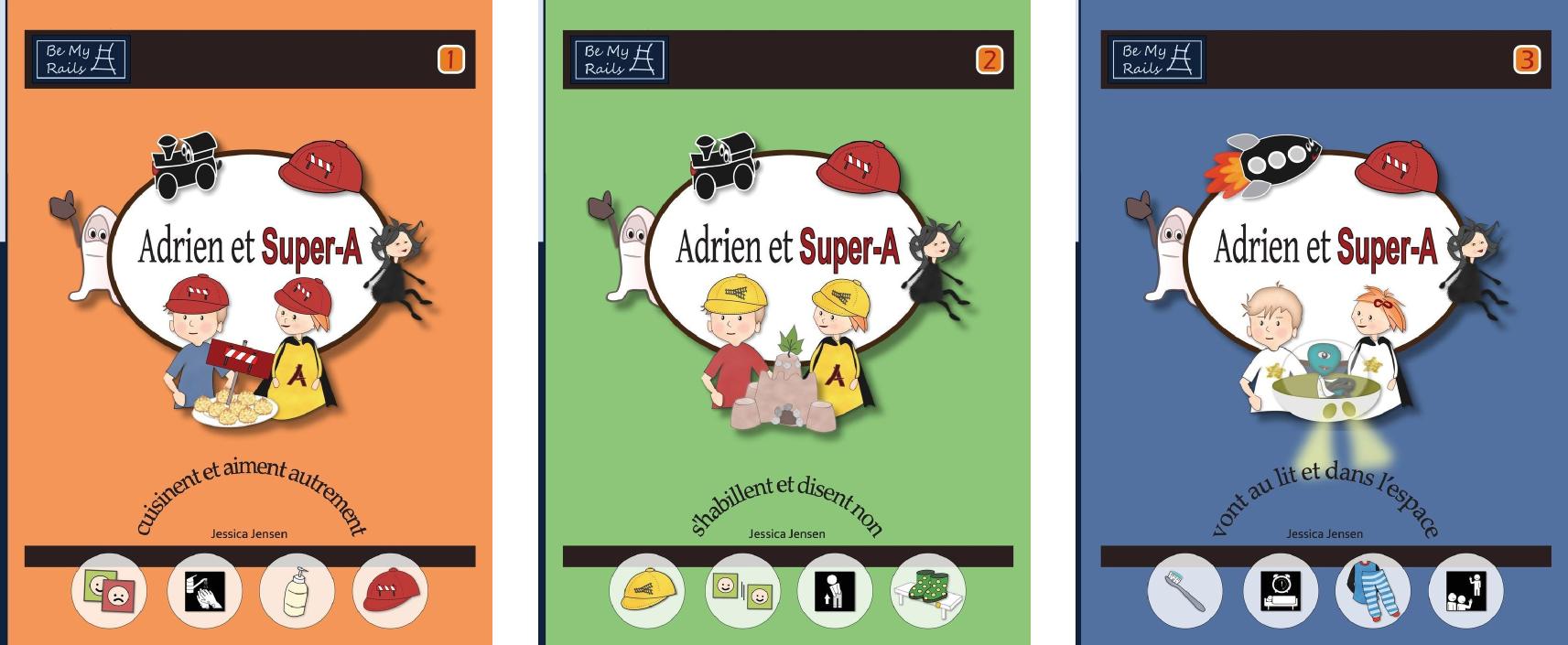 autisme tdah livres