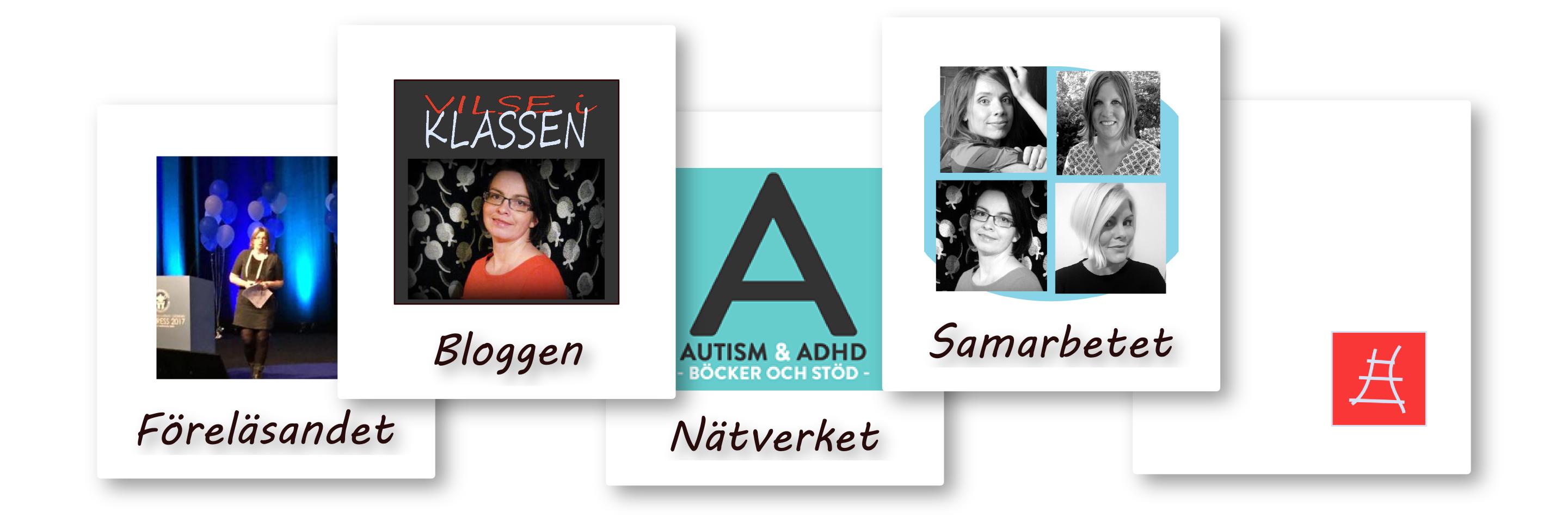 Autism ADHD Förlaget