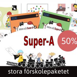 Anton & Super-A förskola